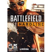 Battlefield Hardline - Pc (codigo Digital)