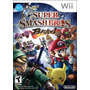 Super Smash Brawl Para Nintendo Wii Nuevo.