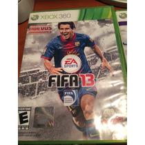 Madden Y Fifa 13 En En Excelente Estado Xbox 360 Por $699