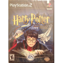 Harry Potter And The Sorcerers Stone Ps2 Nuevo Blakhelmet Sp