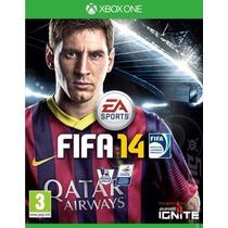 Fifa 14 Xbox One. Nuevo Y Sellado.