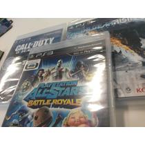 Paquete 3 Juegos Ps3 Nuevos Sellados Call Of Duty Metal Gear
