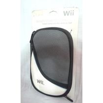 * Estuche De Viaje Para Juegos De Wii O De Nintendo Ds