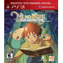 Ps3 - Ni No Kuni: Wrath Of The White Witch - Nuevo - Ag