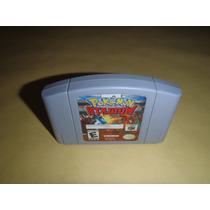 Pokemon Stadium Nintendo 64 Excelente Estado Funciona Al 100