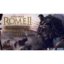 Total War: Rome Ii - Aníbal A Las Puertas [código De Juego O