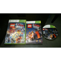 Lego The Movie Video Game Completo Para Xbox 360,excelente