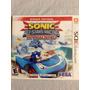 Sonic All Star Racing Transformed Nintendo 3ds Nuevo Sellado