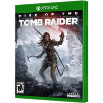 .: Rise Of The Tomb Raider :. Para Xbox One En Start Games