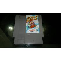 Super Mario Bros 2 Para Nintendo Nes,excelente Titulo