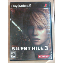 Silent Hill 3 - Ps2 - Game Freaks