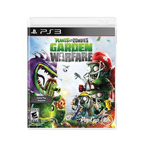 Plants Vs Zombies Garden Warfare Ps3 Nuevo Blakhelmet D E