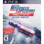 Need For Speed Rivals Complete + Splinter Cell Blacklist