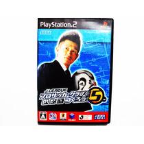 J League Pro Soccer Club O Tsukurou 5 Japones Playstation 2