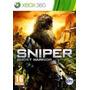 Sniper Ghost Warrior - Xbox 360 - Usado
