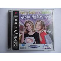 Mary Kate And Ashley Magical Mystery Mall Para Playstation 1