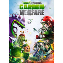 Plants Vs Zombies Garden Warfare Cd-key Xbox 360 Digital