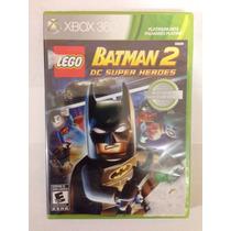 Batman Lego 2 Xbox 360 Nuevo Sellado Original Entrega Inmedi