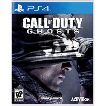 Ps4 Call Of Duty Ghost - Nuevo