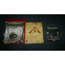 Resistance Fall Of Man Completo Para Play Station 3,che