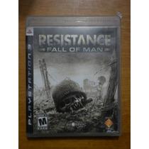 Resistance Fall Of Men - Para Play Station 3
