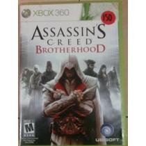 Assassins Creed Brotherhood - Xbox 360 - Game Freaks