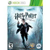 Harry Potter And The Deathly Hallows Part 1 Xbox 360 Nuevo