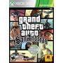 Grand Theft Auto: San Andreas Xbox 360 Nuevo Blakhelmet E