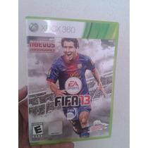 Fifa 2013 Para Xbox 360