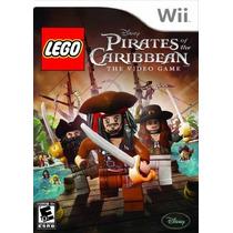 Lego Piratas Del Caribe - Nintendo Wii