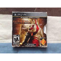 Psp: God Of War Chains Of Olympus