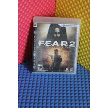 Fear 2 Para Ps3 [ Spiralgames ]