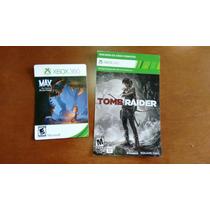 Tomb Raider Y Max Xbox 360