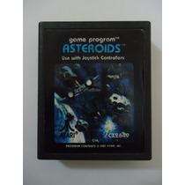 Asteroids Para Atari 2600 Buen Estado Clasico Accion