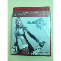 Final Fantasy Xiii Play 3