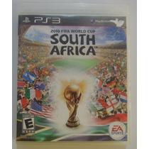 2010 Fifa World Cup South Africa Para Ps3 , Playstation 3