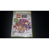 Lego Rock Band Xbox 360 Usado . Cambios Gamer ..