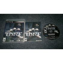 Thieft Completo Para Play Station 3,excelente Titulo,checalo