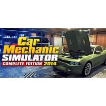 Car Mechanic Simulator 2014 Cd-key Steam Digital Pc