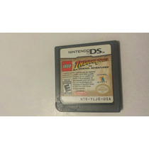 Lego Indiana Jones The Original Adventures Para Nintendo Ds
