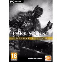 Codigo De Juego Cd Key Dark Souls Iii Deluxe Edition Para Pc