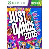 Just Dance 2016 Xbox 360 Nuevo Entrega Express Citygame