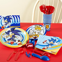 Sonic The Hedgehog - Party Pack Para 8