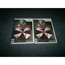 Resident Evil Umbrella Chronicles Nuevo Para Nintendo Wii