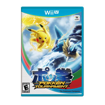 ¡¡¡ Pokken Tournament Para Nintendo Wii U En Whole Games !!!