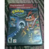 Crash Bandicoot The Wrath Of Cortex Playstation 2 Ps2
