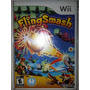 Fling Smash Wii - Seminuevo