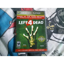 Left 4 Dead Game Of The Year Edition, Platinum Hits