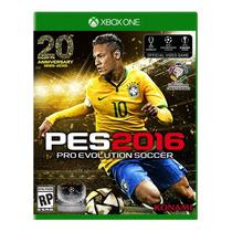 °° Pes 2016 Para Xbox One °° En Bnkshop