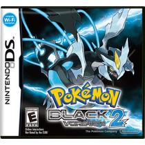 Pokémon Black Version 2 - Ds - Mannygames